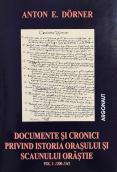 Documente și Cronici Privind Isto...